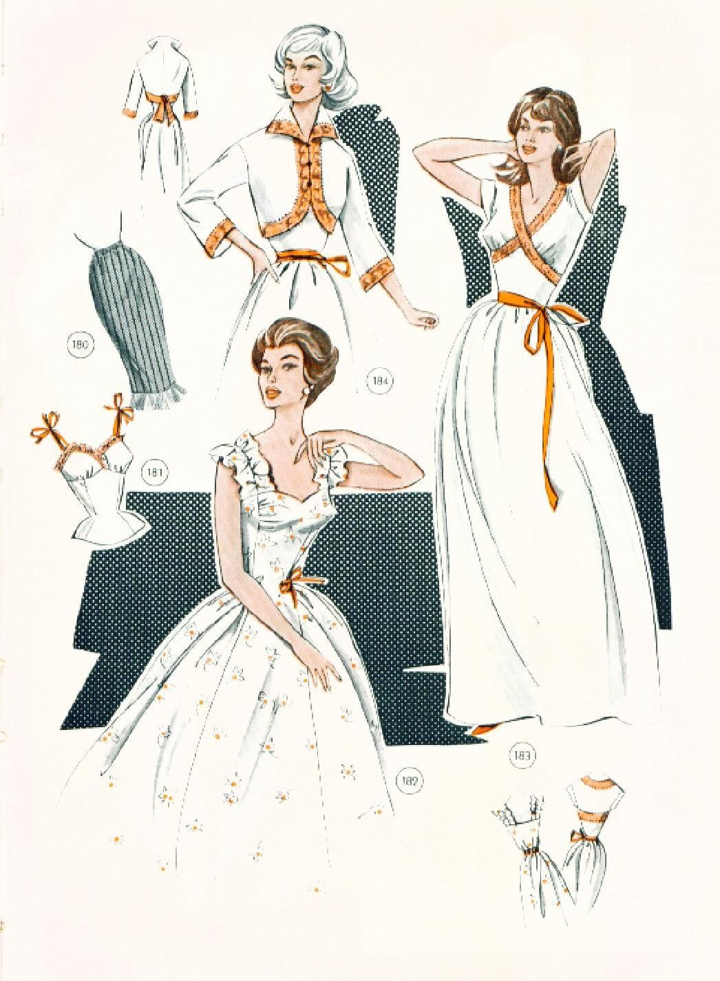 #ClippedOnIssuu from Vintage Lutterloh Sewing Patterns 82 ...