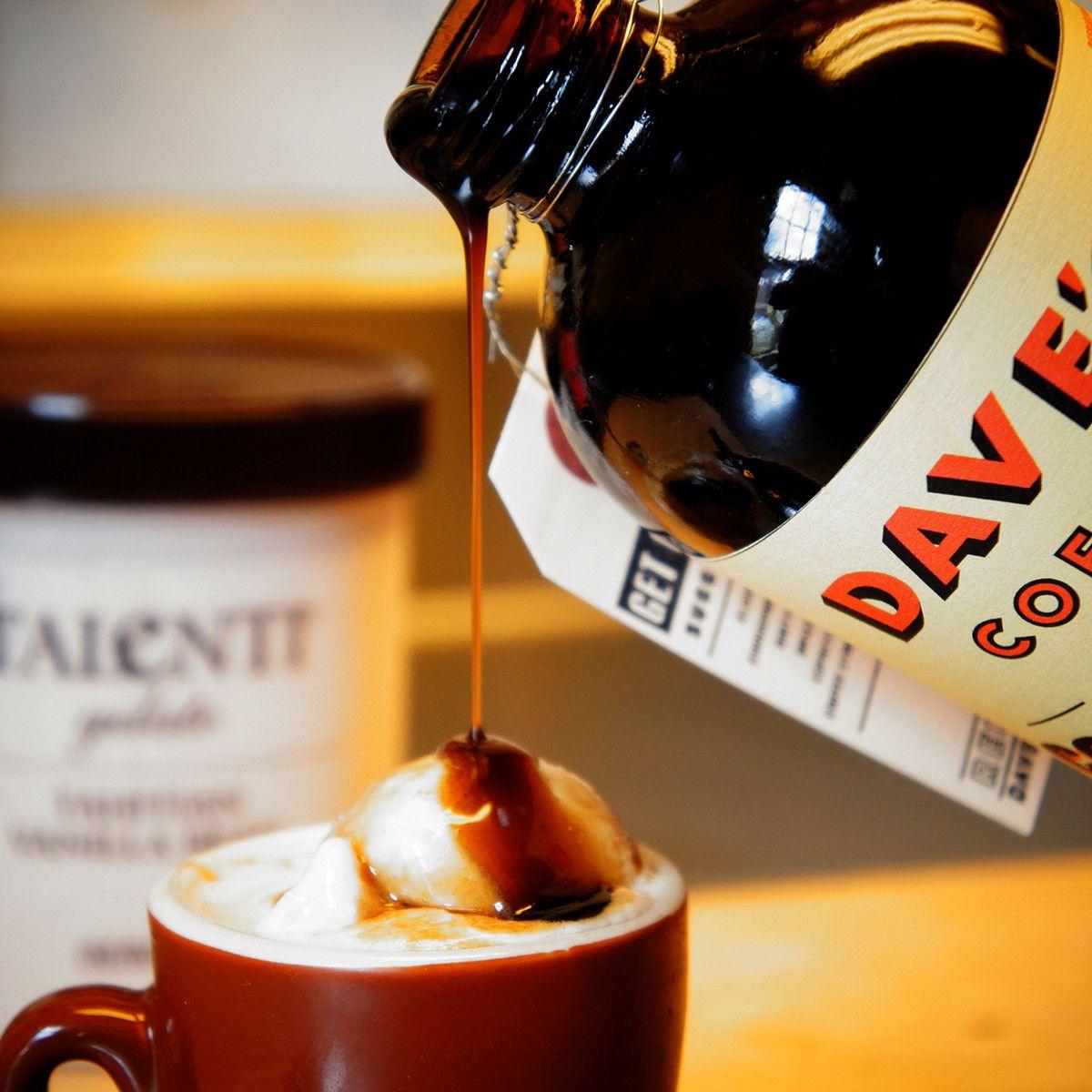 Original & Vanilla Syrup 2 Pk Coffee syrup