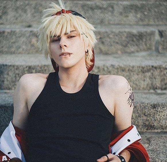Pin by 💥BAKUGOU 💥KATSUKI💥 on Cosplays | Todoroki cosplay ...