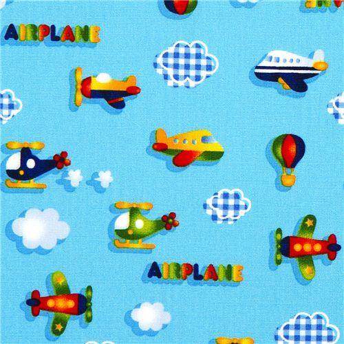 I-love-Wandtattoo Cenefa Autoadhesivo para ni/ños Aviones helic/óptero Dormitorio Infantil decoraci