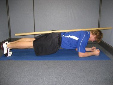Proper Plank Form to Avoid Back Pain | Todd Cambio: Strength & Conditioning Specialist