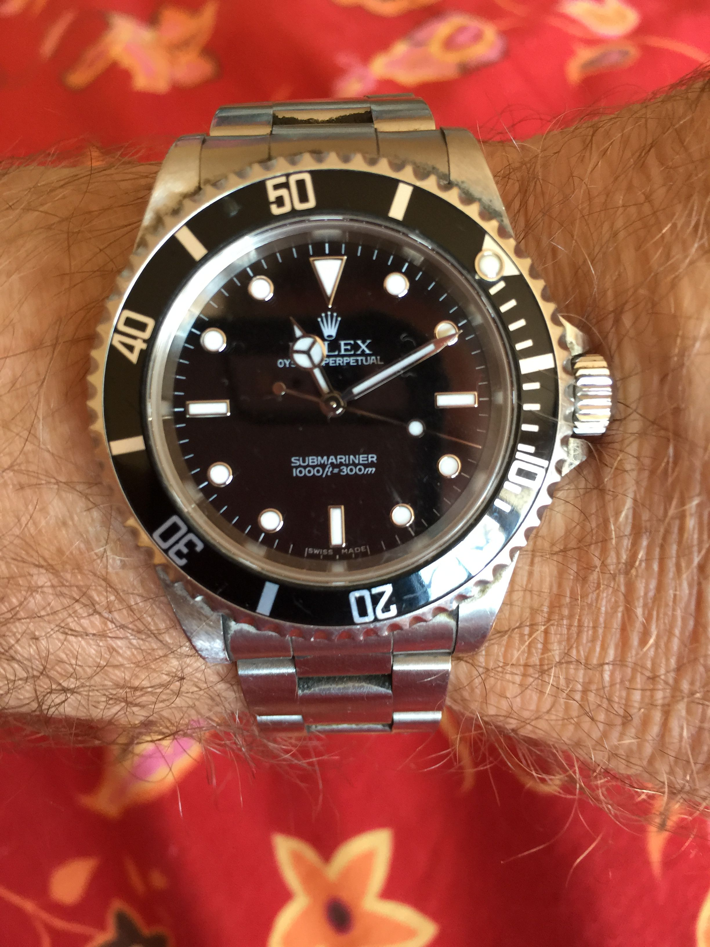 how to tell if a rolex is real submariner