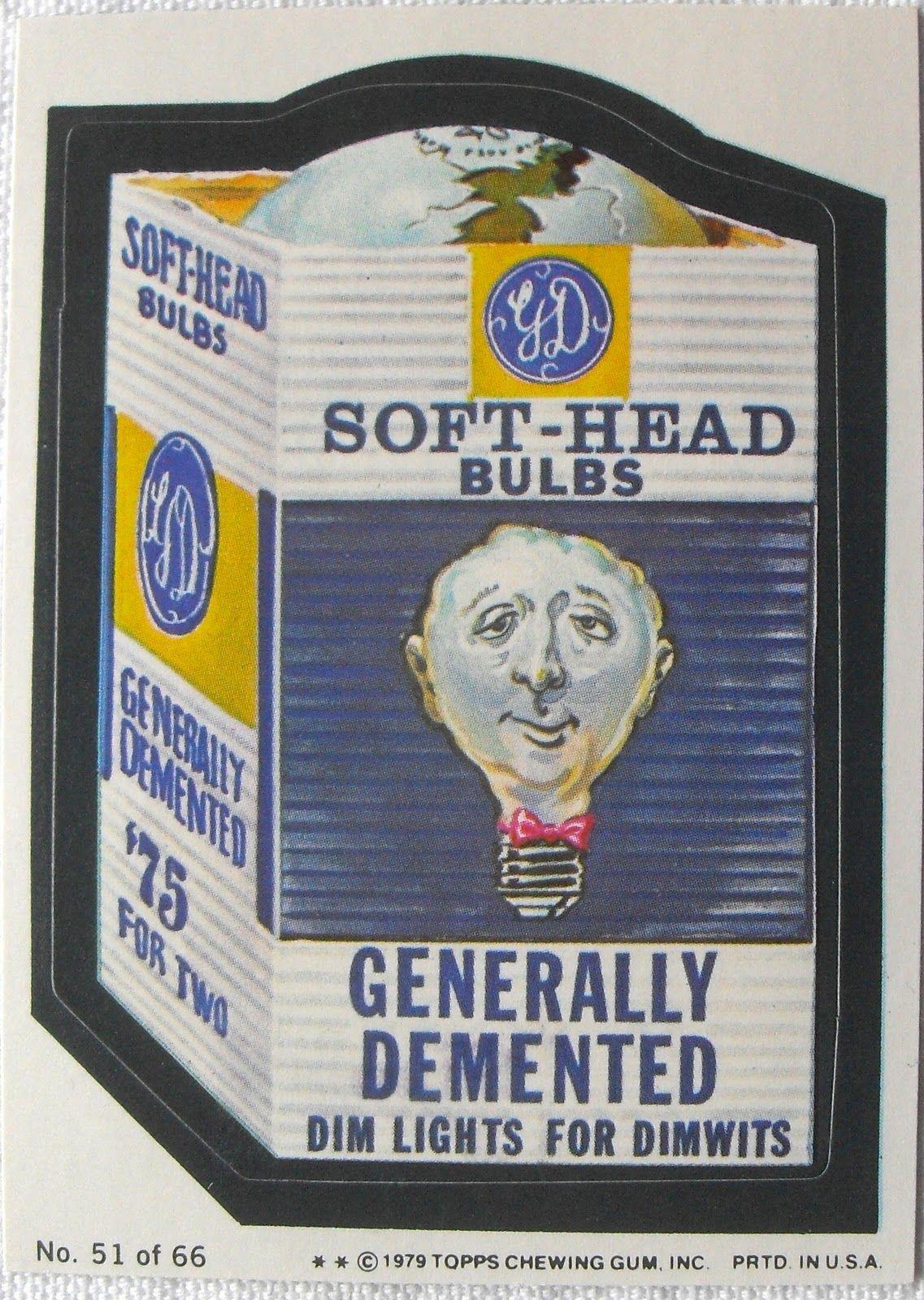 Soft-Head Bulbs   OldBrochures.com