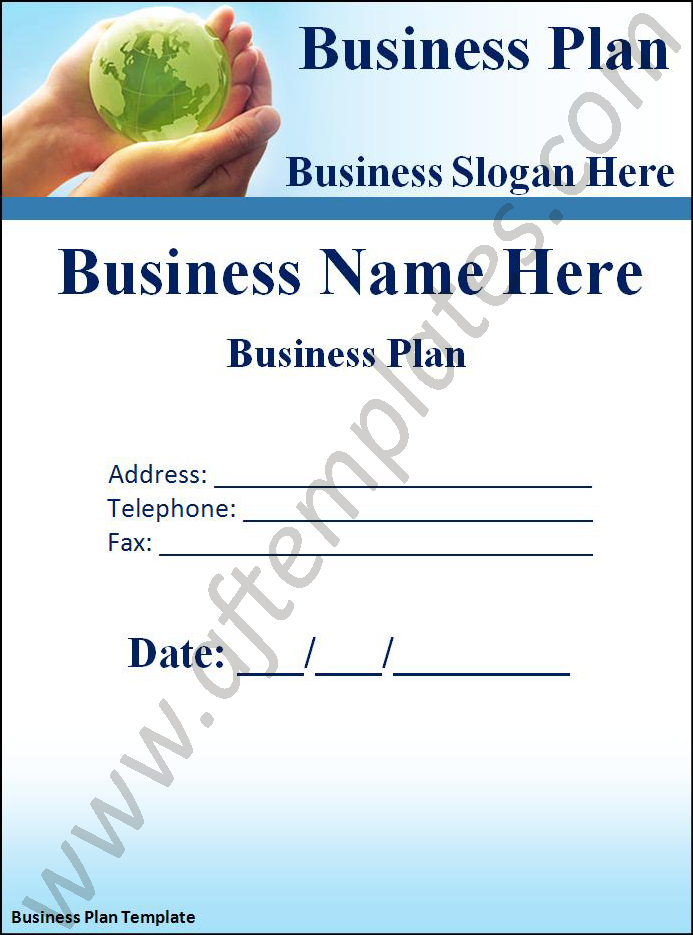how to create a business plan free