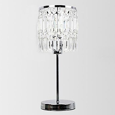 Modern luxury crystal k9 table lamp graceful pendants decor luxury modern luxury crystal k9 table lamp graceful pendants decor mozeypictures Image collections