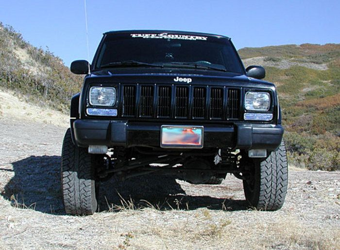 Jeep Cherokee 3 Lift Kit 1987 2001 Tuff Country 43802k 43802kn 43802kh Lifted Trucks Trucks Lifted Cars