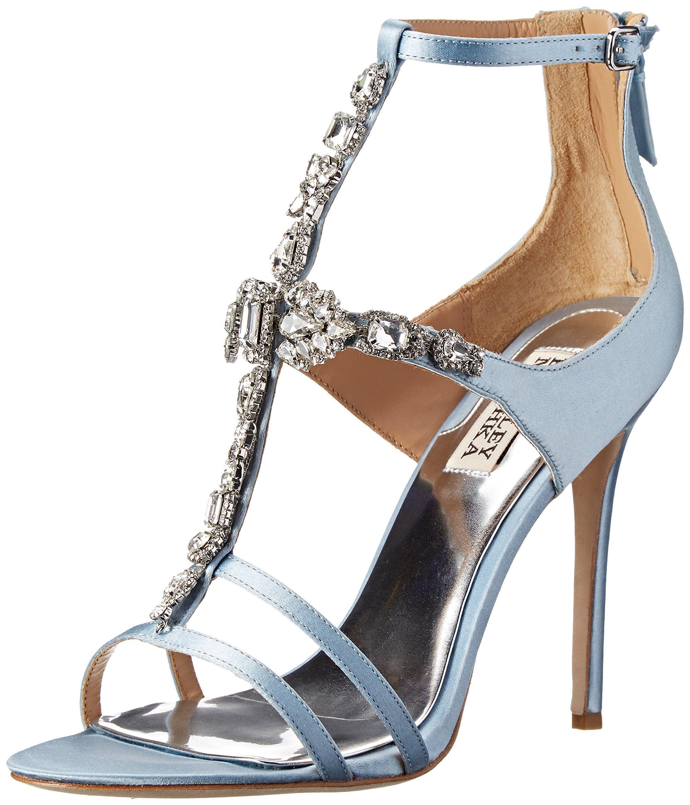 5ce342fc4723a Amazon.com: Badgley Mischka Women's Giovana Dress Sandal: Shoes ...