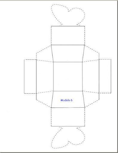 Moldes de cajas - Naikari Naika - Álbumes web de Picasa