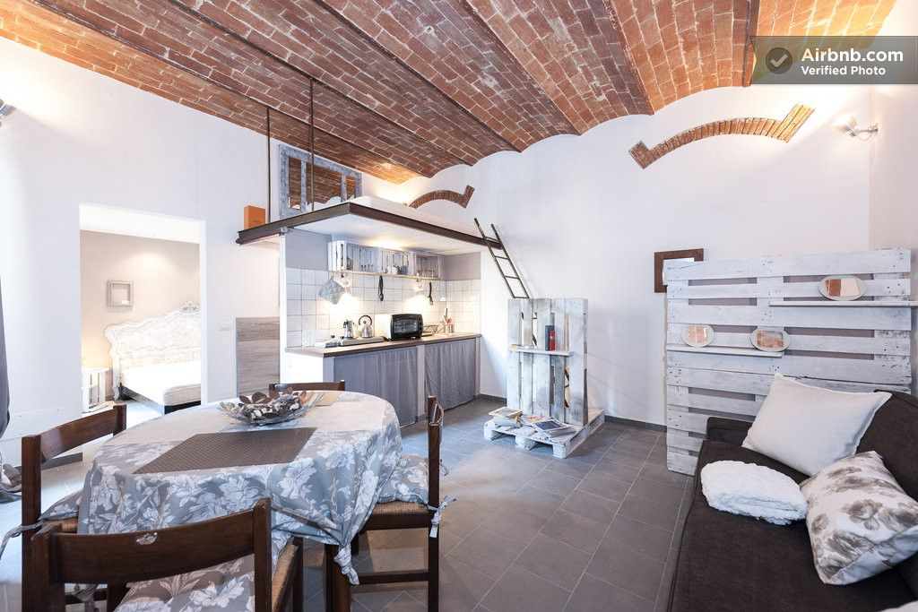 Pallet Flat Stylish Apt With Garden A Firenze Room Home