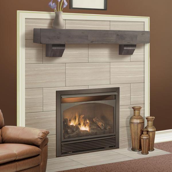 Procom 32 Zero Clearance Fireplace Insert With Remote Model Fbnsd32rt Zero Clearance Fireplace Fireplace Fireplace Mantel Kits