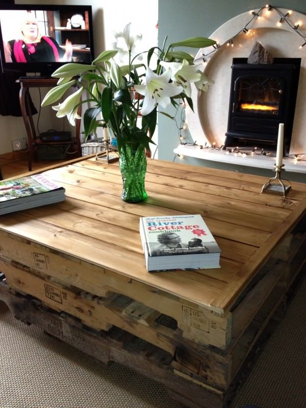 50 Creative Ways Of Recycling Wooden Pallets That Will Inspire You DIY +  Crafts Sustainability