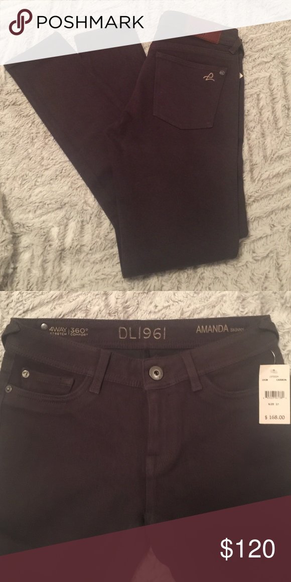 BNWT DL1961 AMANDA Skinny •BNWT•Comfortable•Stretchy•Skinny• DL1961 Jeans Skinny