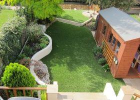 Gardens · No Straight Lines