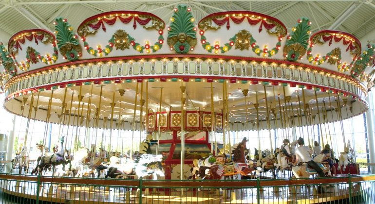Please sign! Help locate the carousel! Petition · EDENS, city of portland: Reopen The Jantzen Beach Carousel #portland #jantzenbeach #haydenisland