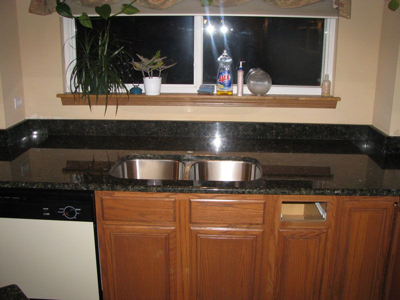 Verde Uba Tuba Prefab Granite Countertop Granite Countertops Kitchen Granite Countertops Countertops