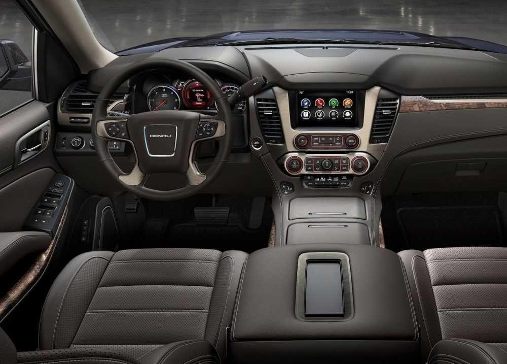 29+ Gmc sierra 2019 interior trends