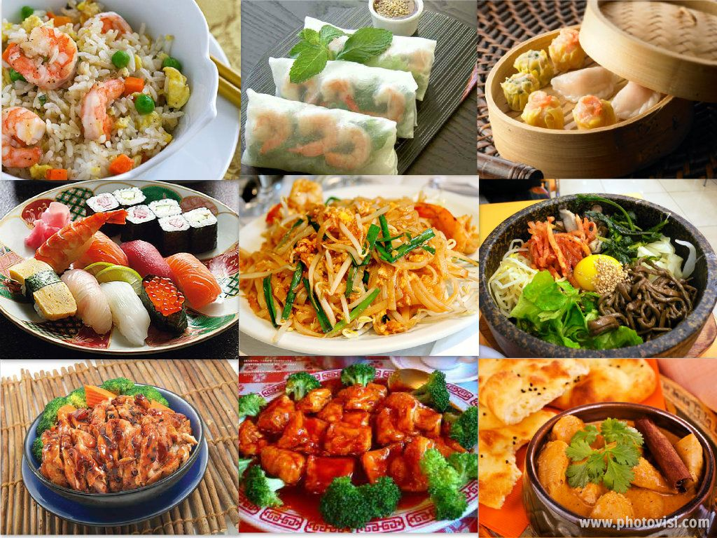 What Americans Think About Asian Foods And Asians Asian Recipes Food Popular Chinese Dishes