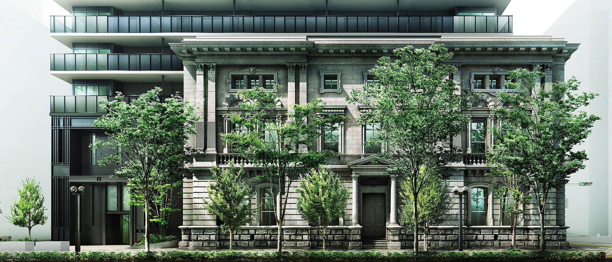 外観完成予想cg2 建築 ホームウェア デザイン