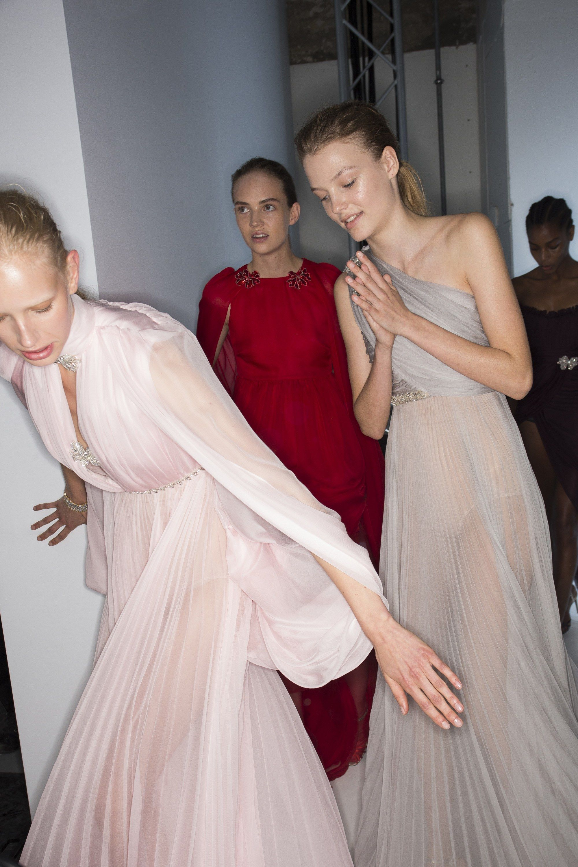 Giambattista Valli Fall 2016 Couture Fashion Show Beauty