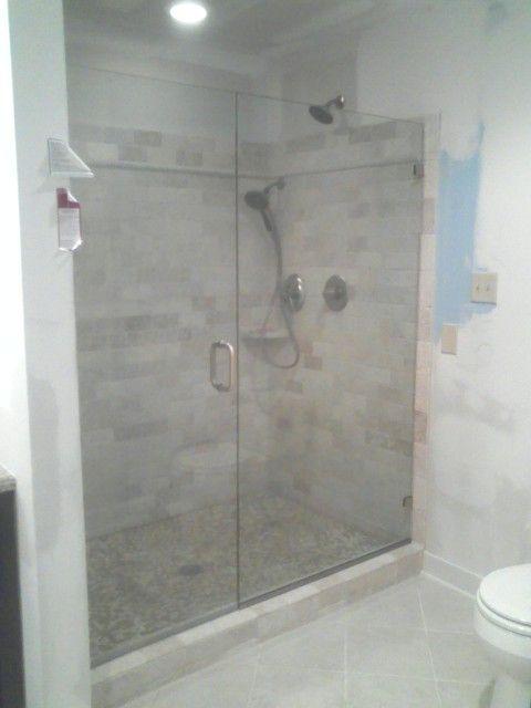 Genial Idea For Bathroom Shower Redo