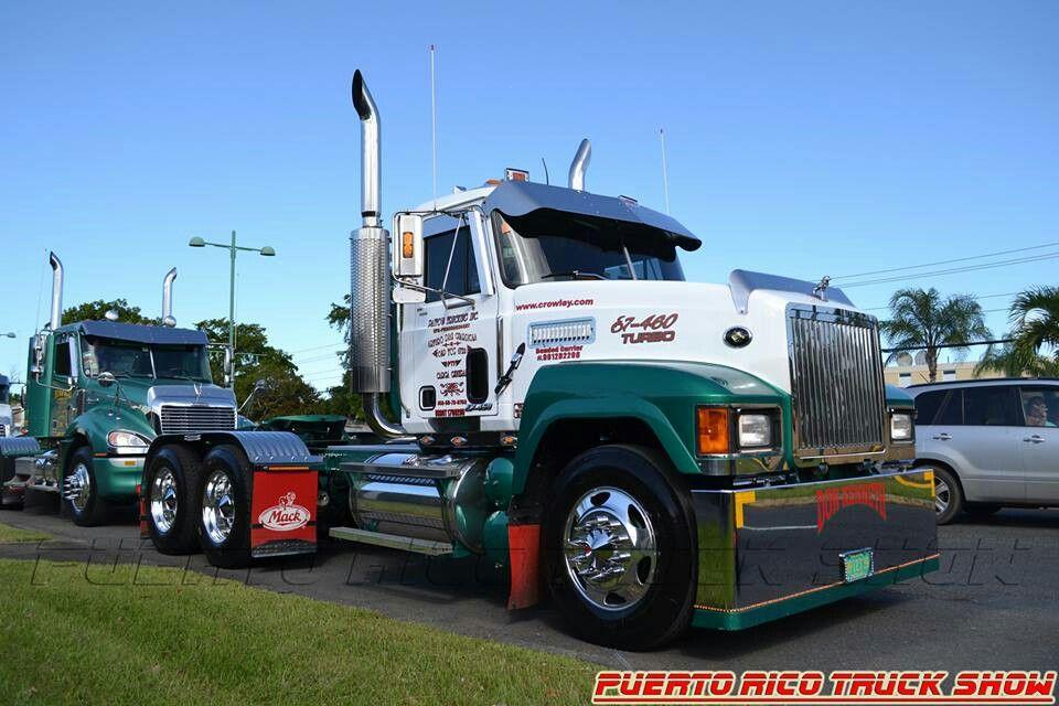 Pin by jose lopez on Semi trucks Mack trucks, Trucks