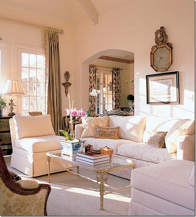 Cote De Texas In Memoriam French Country Living Room Living Room Decor Inspiration Home #texas #themed #living #room