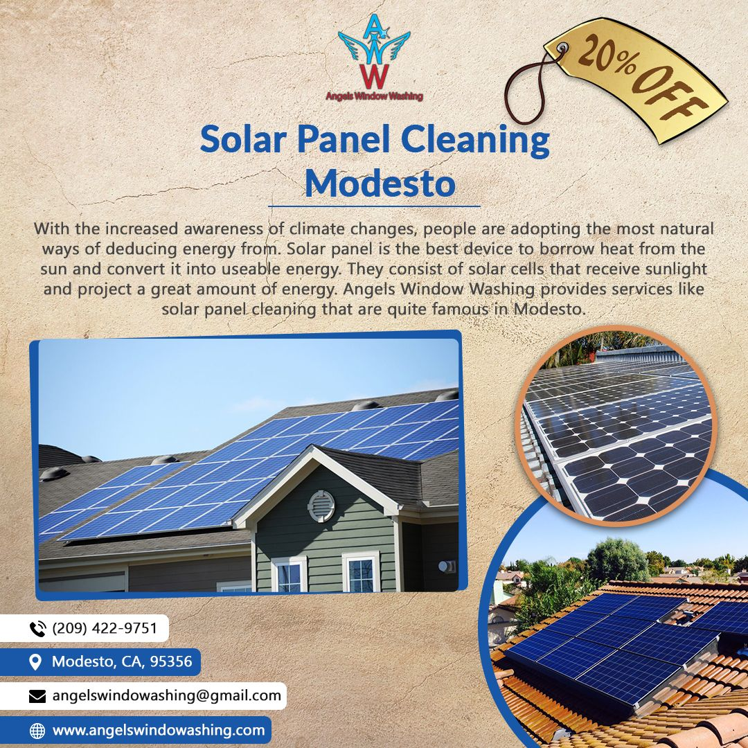 Angelswindowwashing Offers Solar Panel Cleaning Services For All System Sizes Solar Farms In 2020 Washing Windows Window Cleaning Services Solar Farm