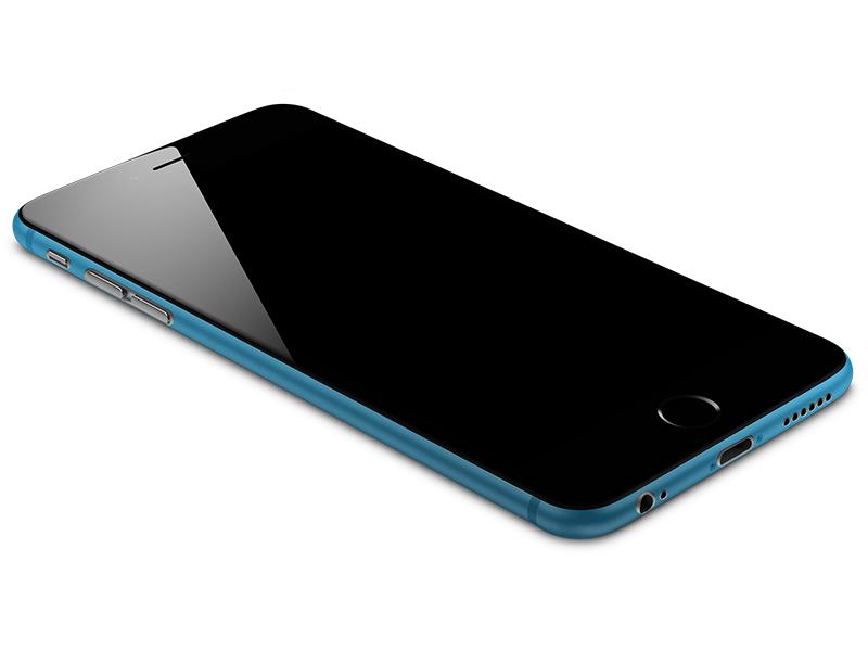 low priced 7ed71 3ad6b Slim Case 0.3mm for iPhone 6 & 6 Plus | SHUMURI | Smartphone ...