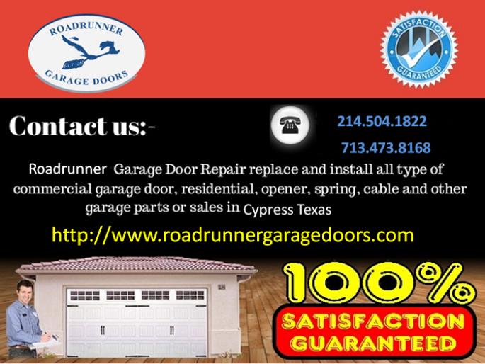 26 95 Garage Door Repair Cypress Tx Garage Door Repair Garage