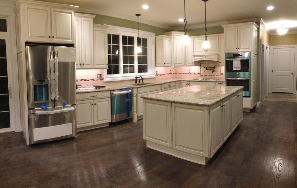 image result for kitchens with diamond cabinets, coconut #diamondkitchencabinets   diamond