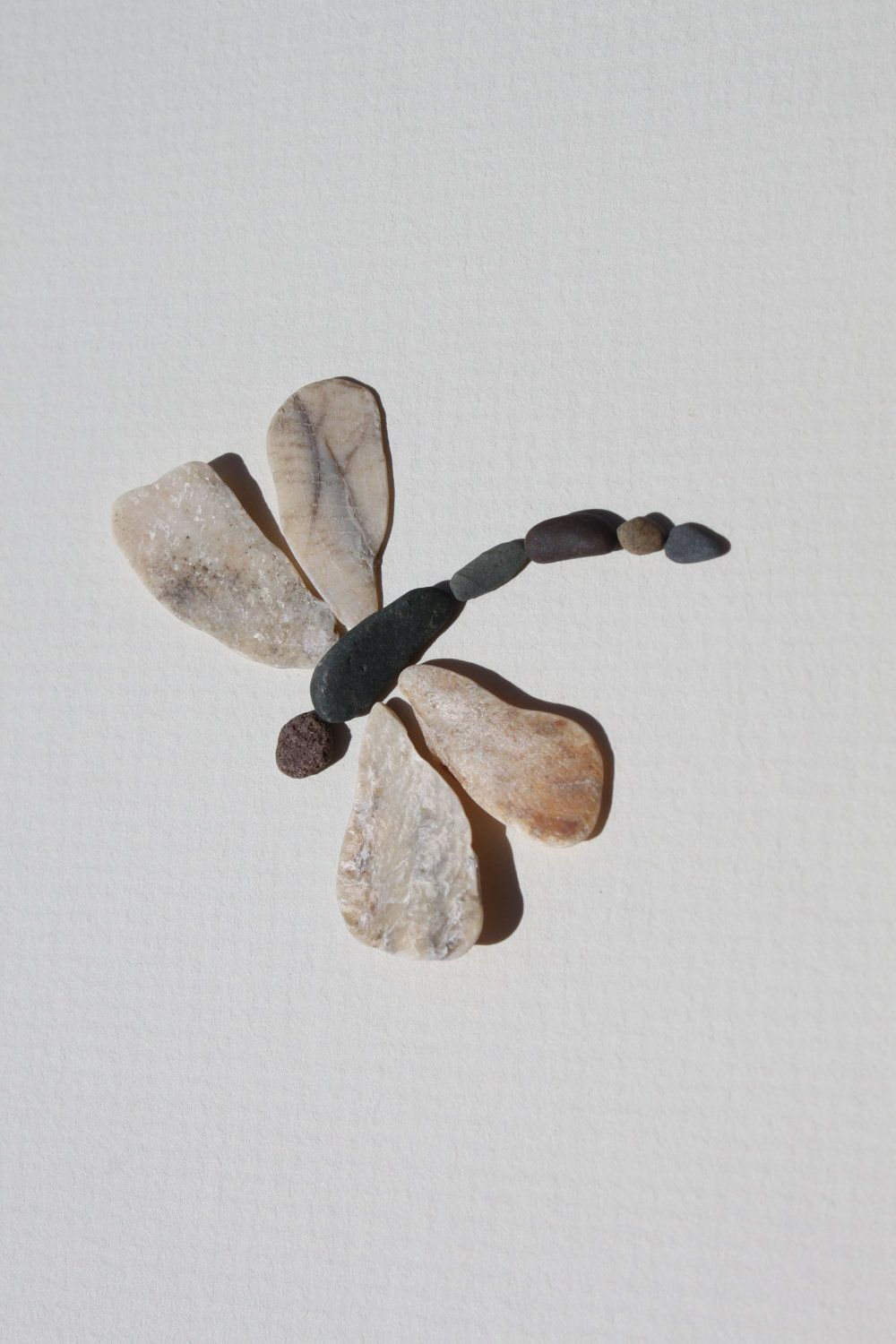 Pebble art of ns by sharon nowlan stones and crystals for Pebble art ideas