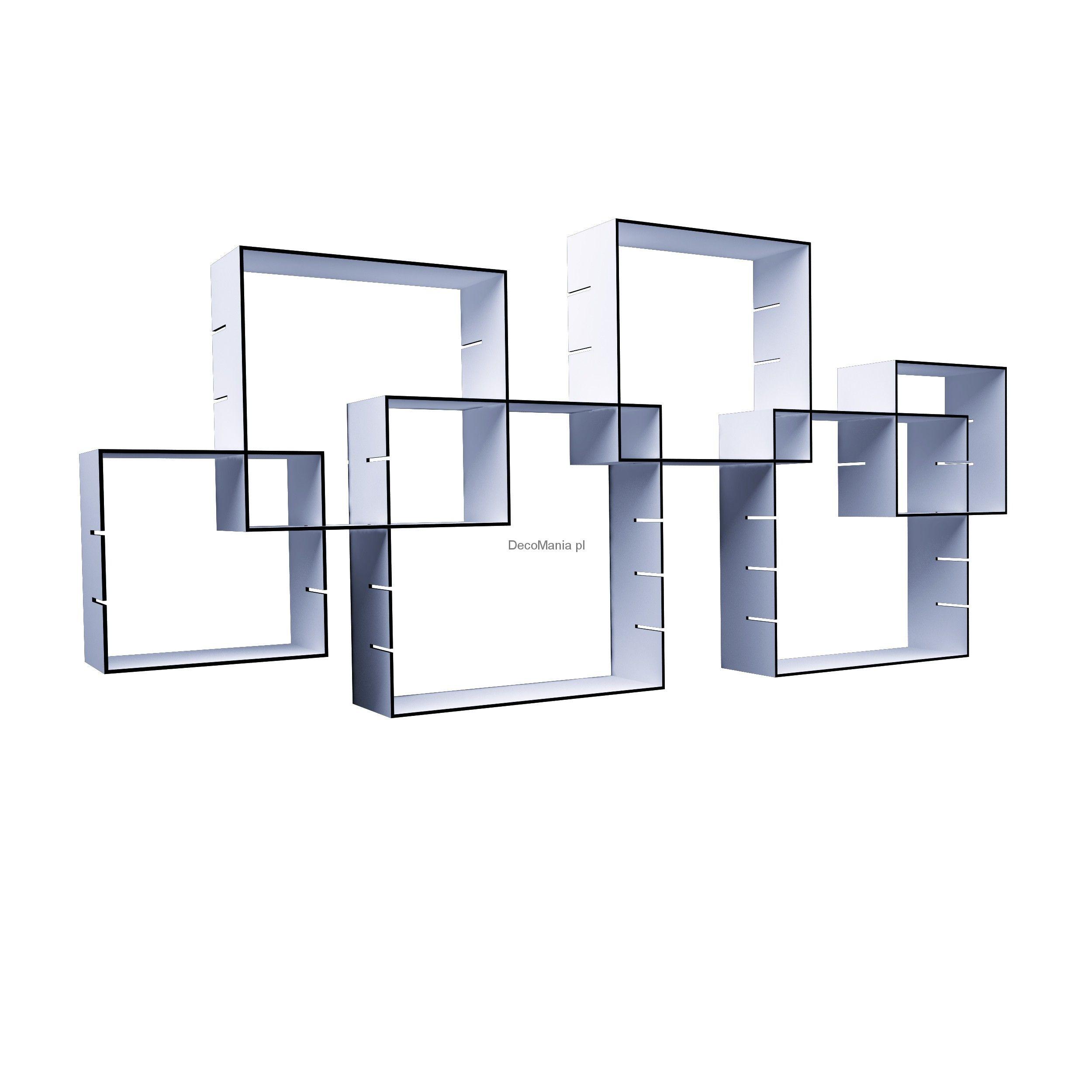 Półki CONFIGURATION nobo design Design