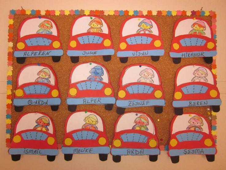 Car Craft For Kids Part - 23: Car Craft Idea For Kids | Crafts And Worksheets For Preschool,Toddler And  Kindergarten