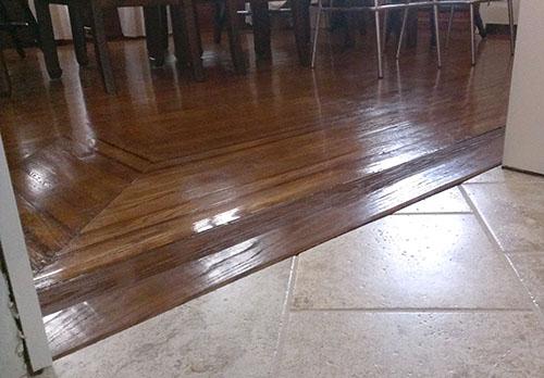 The War Between Floors Transition