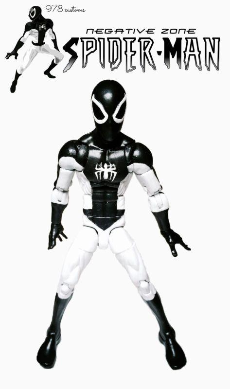 "Marvel Legends 6/"" Spider-Man Vintage Negative Zone Spider-Man"