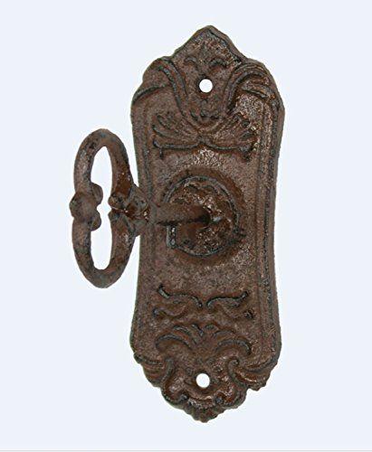 Wall Hook - Skeleton Key Cast Iron Coat Hook & Key Rack (1) Upper Deck http://www.amazon.com/dp/B00AHXX93K/ref=cm_sw_r_pi_dp_GYY-wb08A5JN2
