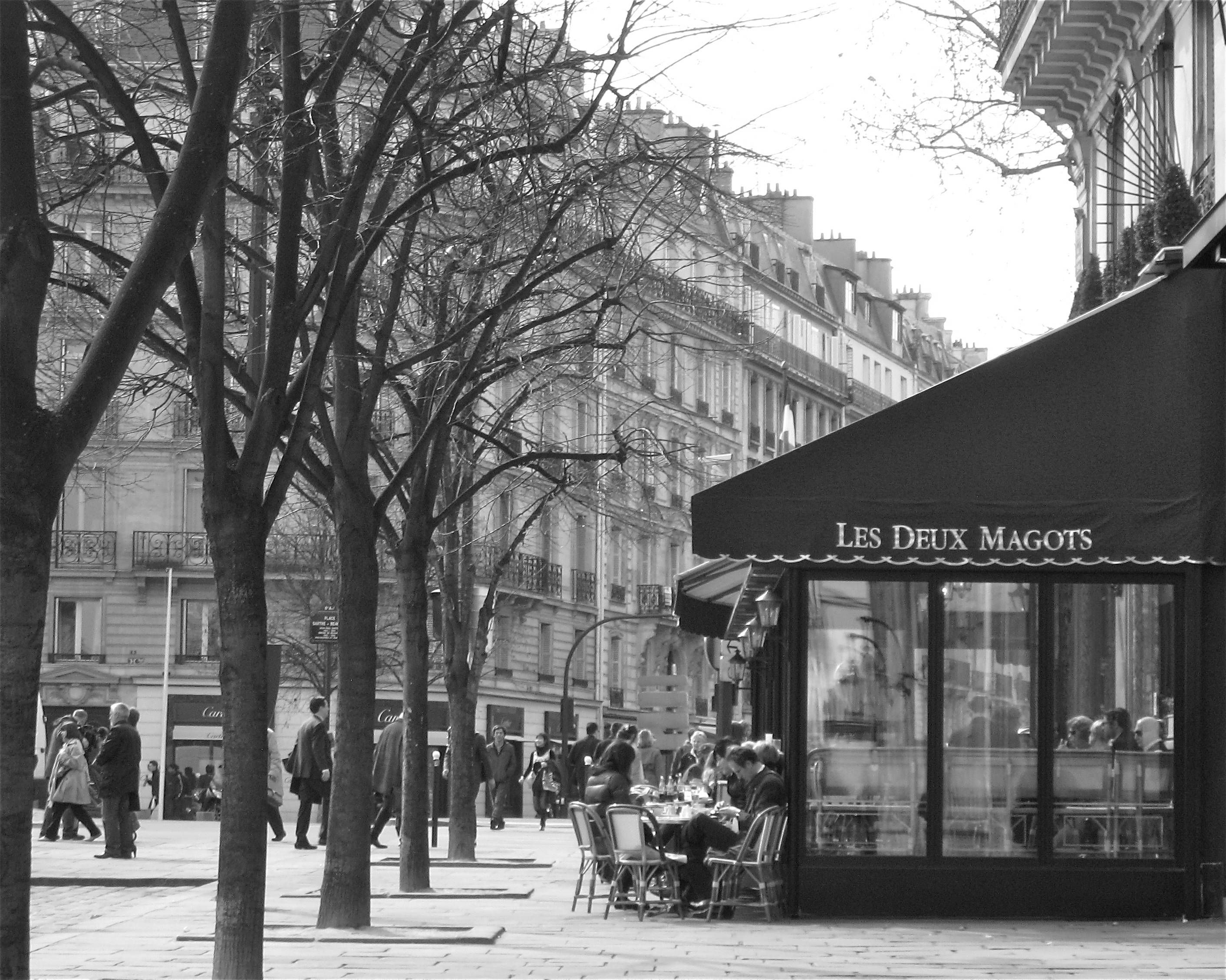 This Paris Cafe And Restaurant Is The Stuff Of Literary Legend Paris Paris Cafe Paris France