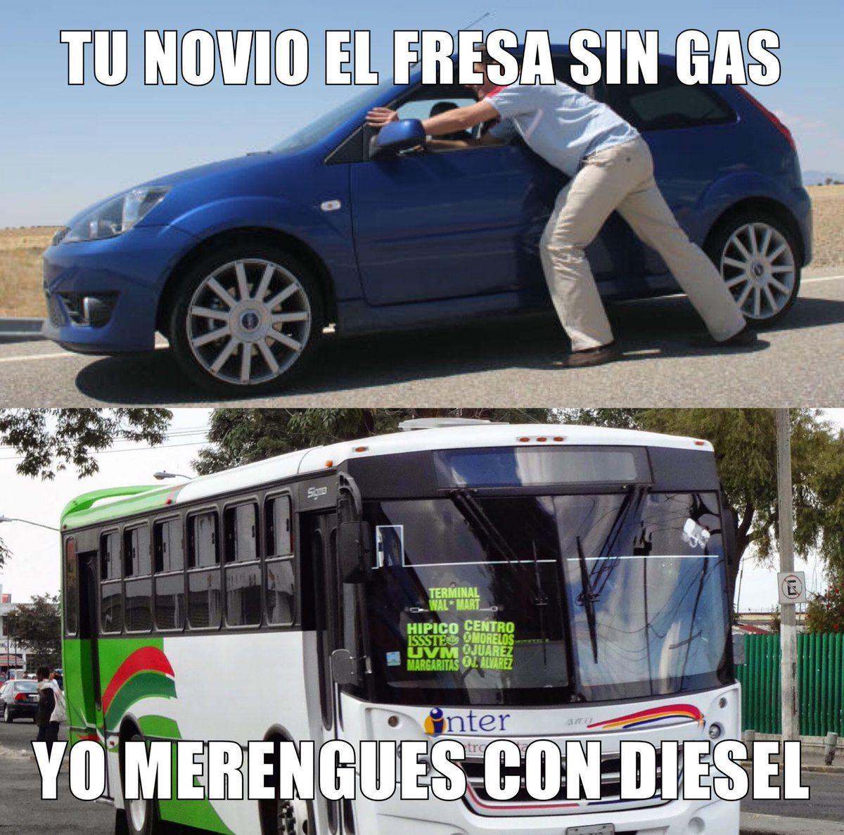Tu novio el fresa sin gas, yo merengues #DesabastodeGasolina  #MéxicoSinGasolina #DameMasGasolina #Huachicoleros #Gasolina   Memes,  Chiste meme y Gasolina