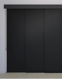 Panel Track Vinyl Blackout Blinds Sand Curtains Vertical Blinds