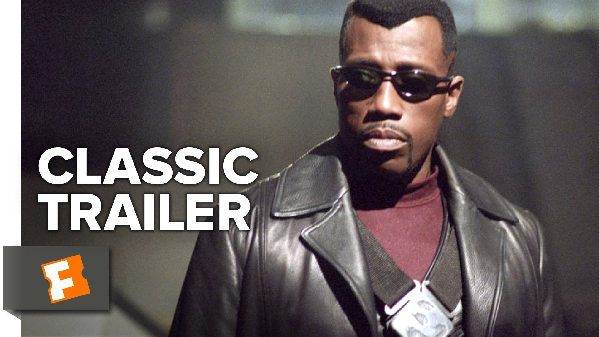 Blade Trinity 2004 Official Trailer Wesley Snipes Ryan