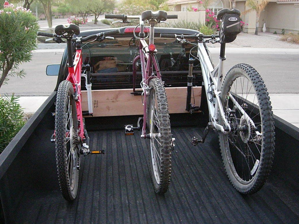 87 reference of bike rack diy truck bed in 2020 truck