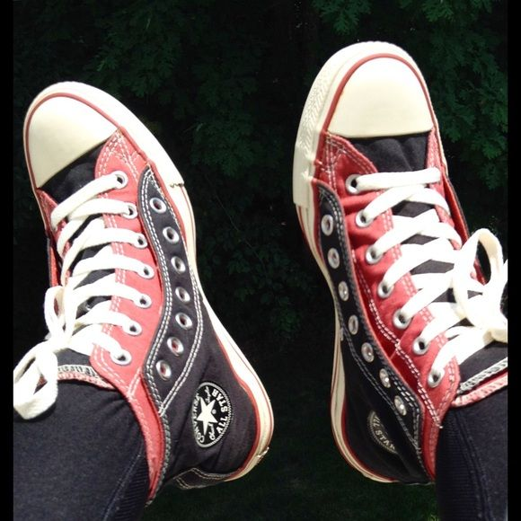 Converse Double Layer High Tops