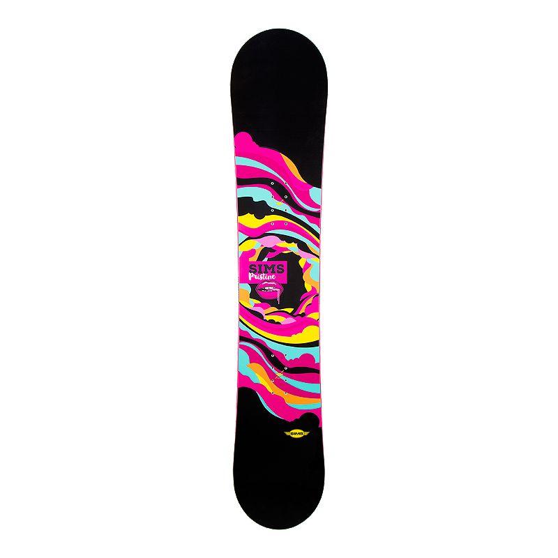 SIMS Pristine Women's Snowboard 2016/17