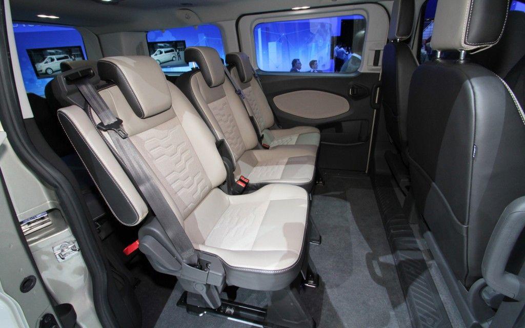 Ford Transit Custom 2013 Interior Ford Transit Transit Custom