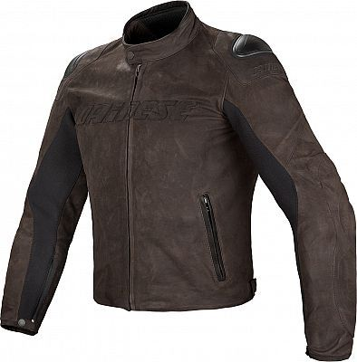 Dainese Street Rider Pelle, leather jacket perforated