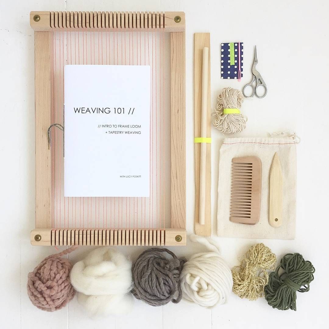 Lucy Poskitt (@luposkitt) • Instagram photos and videos | Weaving on ...