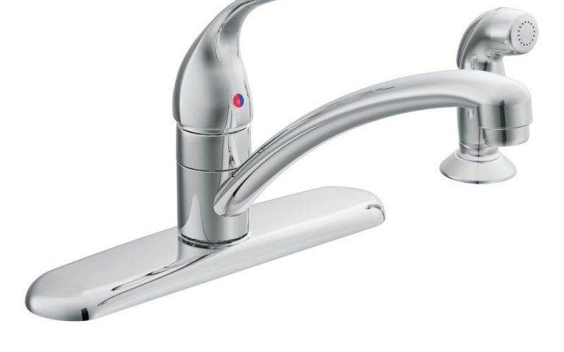 Fabulous Moen Kitchen Faucets Home Depot 39 For Bathroom Lights Home ...