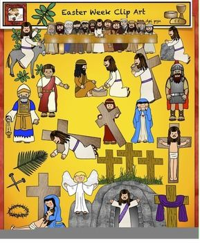 Easter, Religious Clip Art from Charlotte's Clips Catholic ...