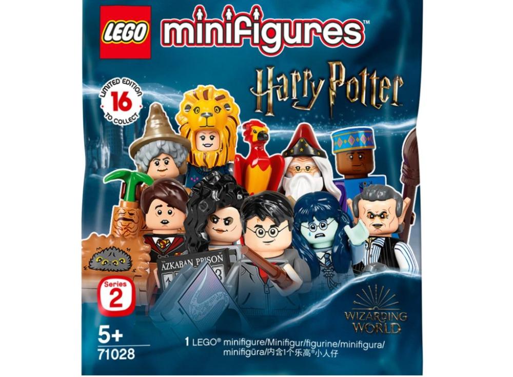 Lego Harry Potter Series 2 71028 Minifigures No Longer A Rumor Minifigure Price Guid Lego Harry Potter Minifigures Lego Harry Potter Harry Potter Lego Sets