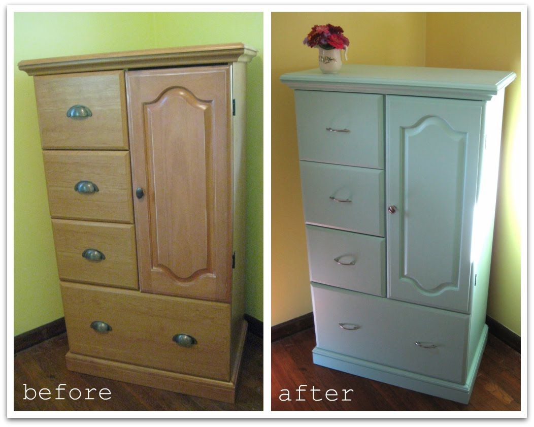 Painting Particle Board Furniture
